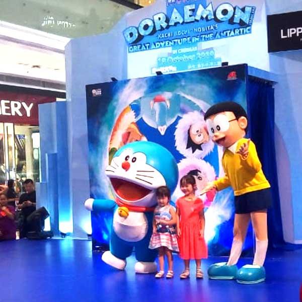 Doraemon Doraemon Di 2018